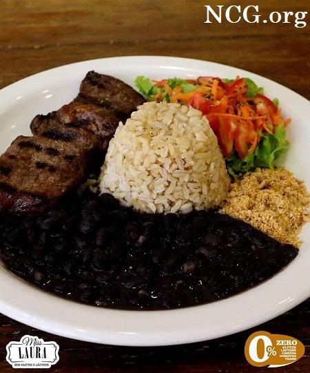 Feijoada sem gluten - Restaurante sem gluten em Foz do Iguaçu (PR) Miss Laura - Não Contém Gluten