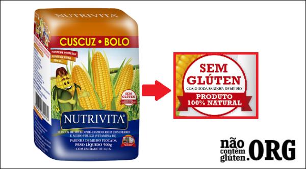 Flocos de milho NUTRIVITA - Três receitas para sua Festa Junina sem gluten !!