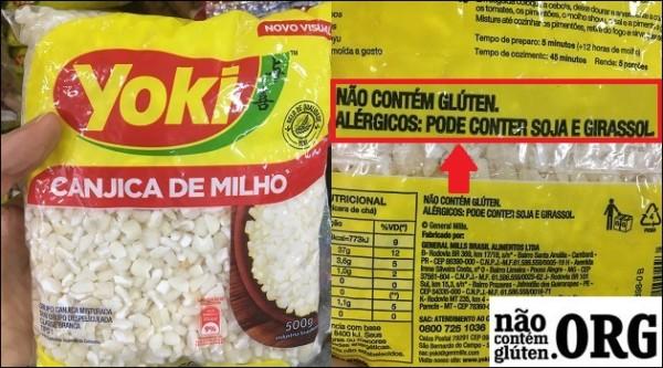 Canjica de milho Yoki - Três receitas para sua Festa Junina sem gluten !!