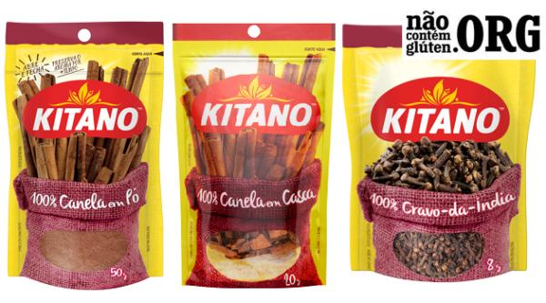 Temperos KITANO - Três receitas para sua Festa Junina sem gluten !!