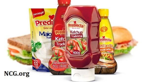 Ketchup e Mostarda da Predilecta Alimentos contém gluten ?