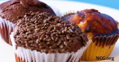 Cupcakes sem gluten - Dona Free Alimentos sem Gluten : Loja de produtos em São Paulo - SP