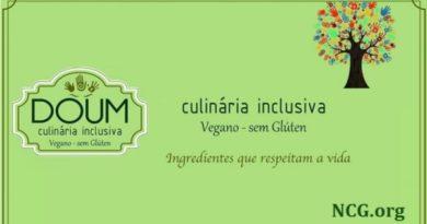 DOUM Culinária Inclusiva : produtos veganas e sem gluten em São Paulo - SP