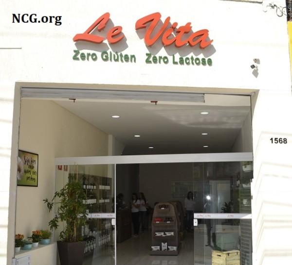 Le Vita Zero Gluten Zero Lactose : Loja de produtos em São Paulo - SP