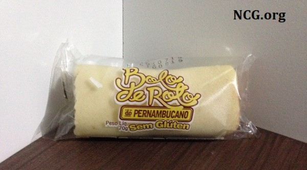 Bolo de rolo sem gluten Do Pernambucano contém gluten ?? Resposta do SAC !