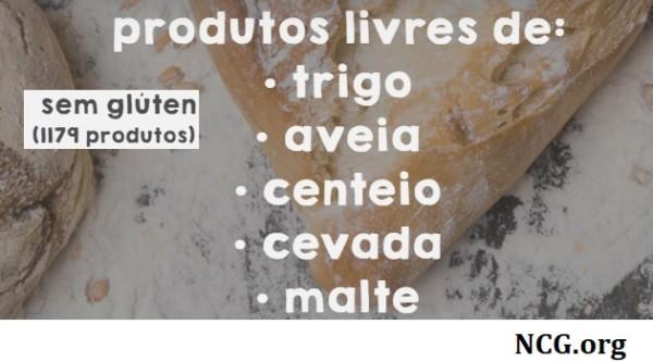 Natue : Loja de produtos sem gluten → Entrega em todo Brasil
