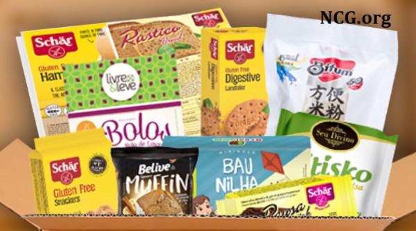 Bom Sem Glúten : Loja de produtos sem gluten → Entrega em todo Brasil