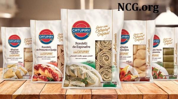 Catupiry : Requeijão Cremoso e Cream Cheese contém gluten? Resposta do SAC