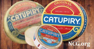Ctupiry Original não contém gluten