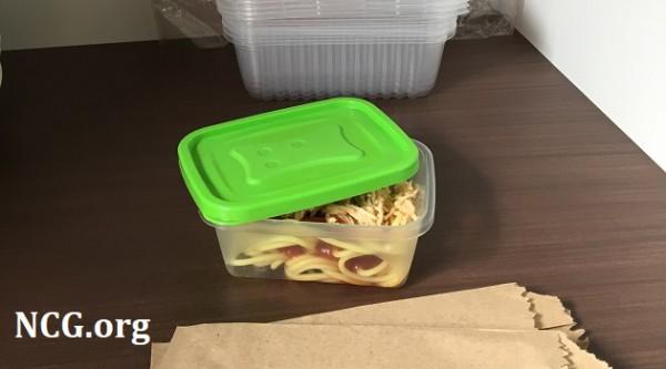 Como esquentar marmita fora de casa fazendo a dieta sem gluten