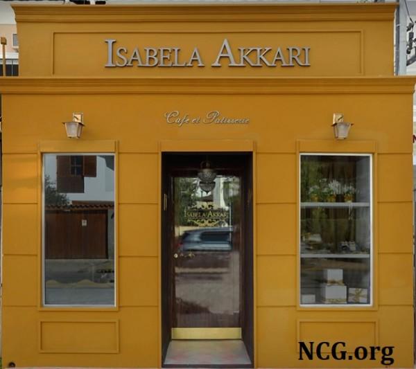 Isabela Akkari - Café et Patisserie : Confeitaria sem gluten