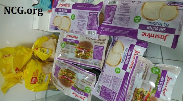 Zé Bolacha : loja de produtos sem gluten