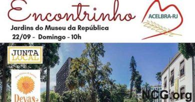 Encontro Celíaco em Rio de Janeiro