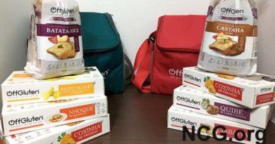 OffGluten : empresa de produtos sem gluten