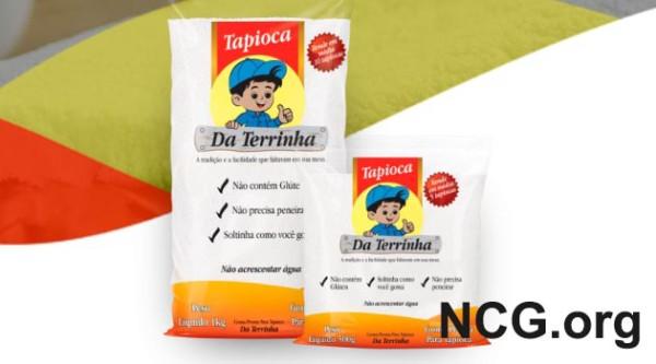 Tapioca Da Terrinha contém gluten? Resposta do SAC