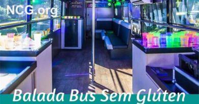 Primeira Balada Bus Sem Gluten de Curitiba - NaoContemGluten.ORG