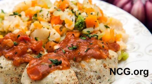 Congelados da Sônia : Comida congelada sem gluten