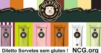 Diletto Sorvetes contém gluten? Confira a resposta do SAC