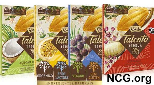 Chocolate Garoto tem gluten ? Resposta do SAC