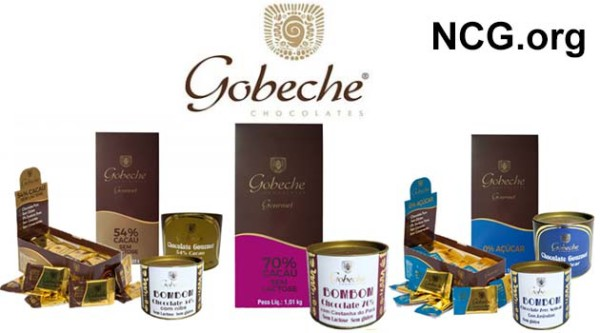 Gobeche chocolates tem gluten? Resposta do SAC