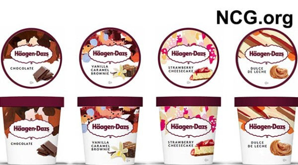 Sorvete Haagen Dazs contém gluten? Confira a resposta do SAC