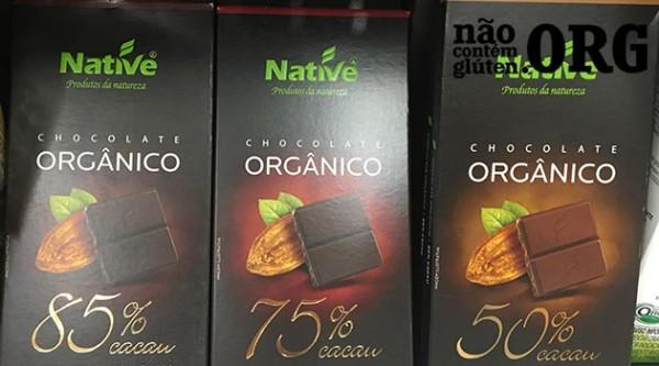 Chocolate Native contém gluten? Resposta do SAC