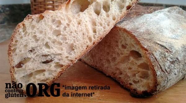 Pão de Fermentação Natural com Farinha de Trigo é seguro para celíaco?