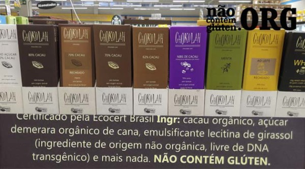 Resposta do SAC Chokolah