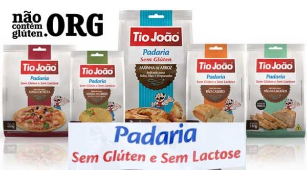 Farinha de arroz Tio João é livre de contaminação cruzada por gluten?