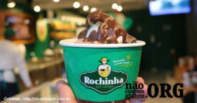 Sorvete Rochinha tem gluten? Confira a resposta do SAC