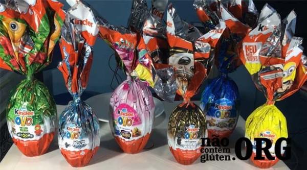 +15 Ovos de Páscoa sem gluten