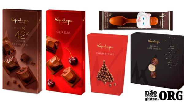 Chocolate tem gluten? Confira +30 chocolates sem gluten