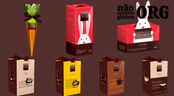Vai ter Ovo de Páscoa sem gluten da Brasil Cacau esse ano de 2020?