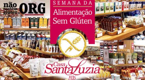 Casa Santa Luzia realiza Semana da Alimentação Sem Glúten